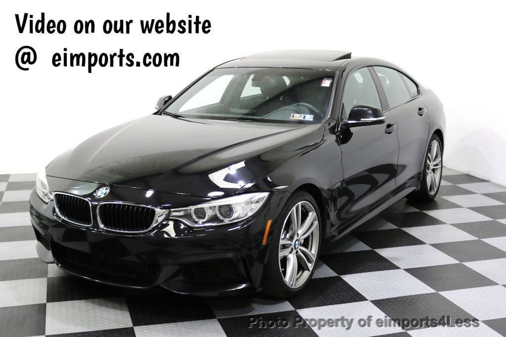 2015 BMW 4 Series CERTIFIED 435i M Sport Package GRAN COUPE  - 17836891 - 0