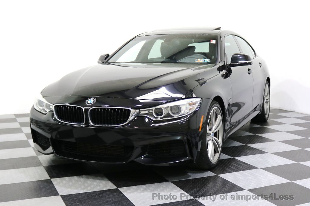 2015 BMW 4 Series CERTIFIED 435i M Sport Package GRAN COUPE  - 17836891 - 14