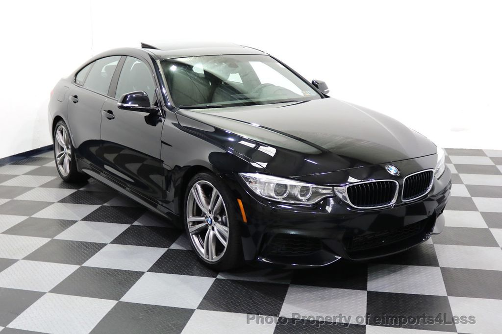 2015 BMW 4 Series CERTIFIED 435i M Sport Package GRAN COUPE  - 17836891 - 15