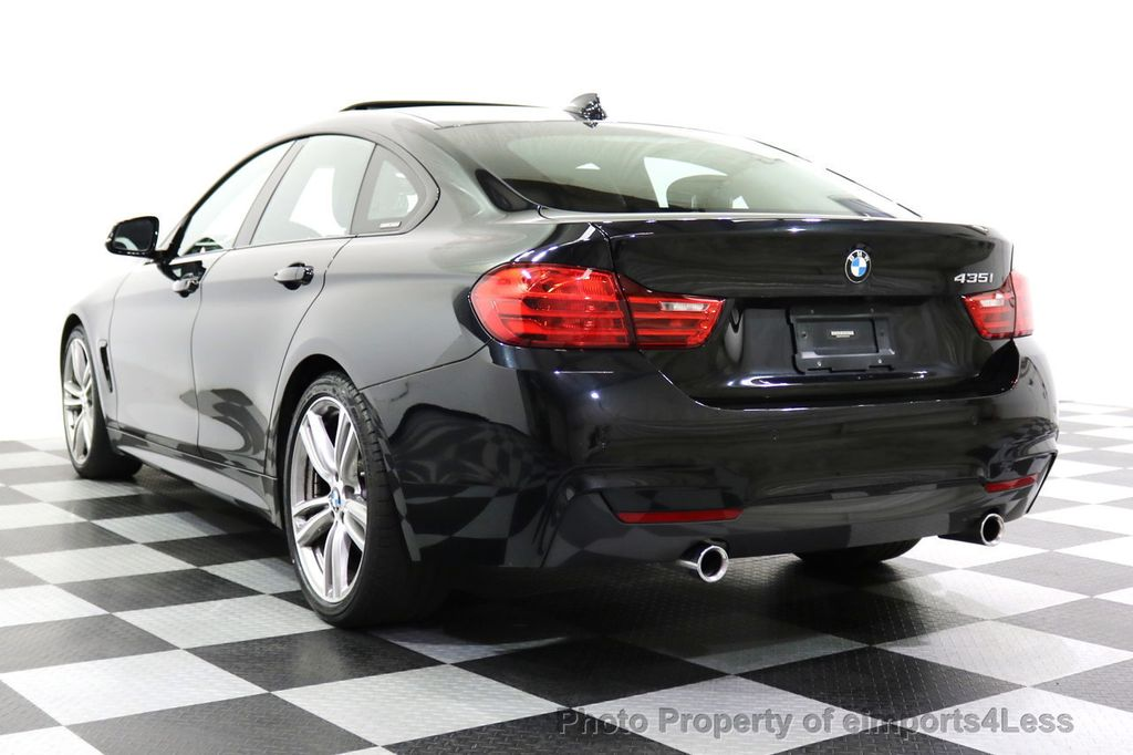 2015 BMW 4 Series CERTIFIED 435i M Sport Package GRAN COUPE  - 17836891 - 16
