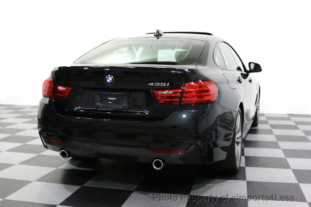 2015 BMW 4 Series CERTIFIED 435i M Sport Package GRAN COUPE  - 17836891 - 18