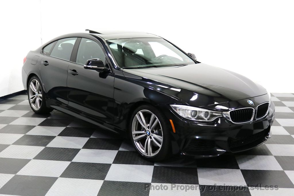 2015 BMW 4 Series CERTIFIED 435i M Sport Package GRAN COUPE  - 17836891 - 1