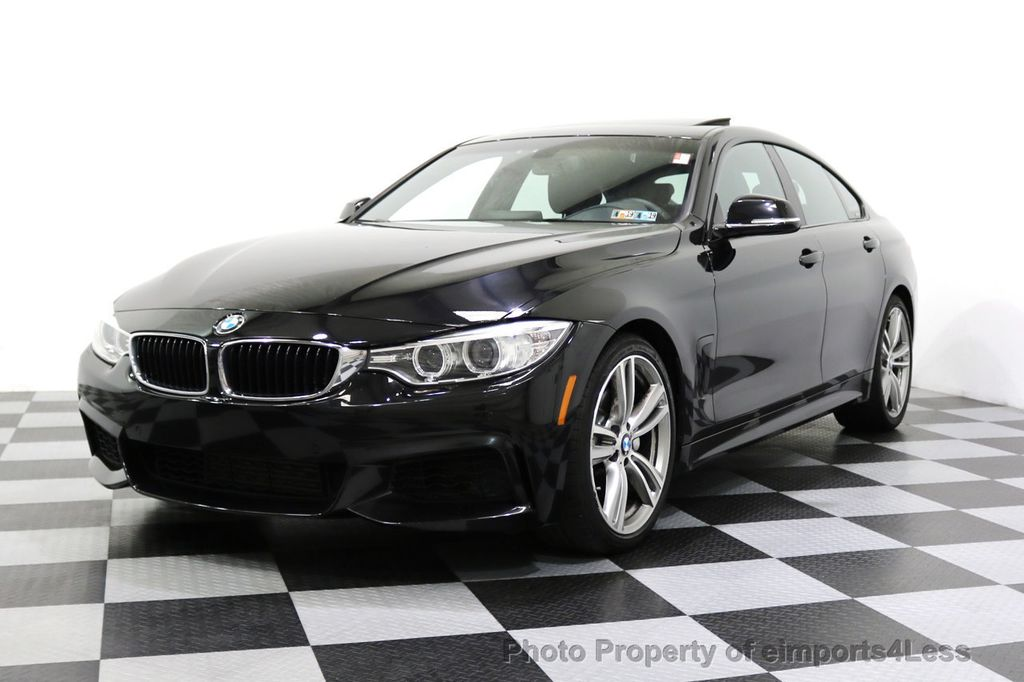 2015 BMW 4 Series CERTIFIED 435i M Sport Package GRAN COUPE  - 17836891 - 27