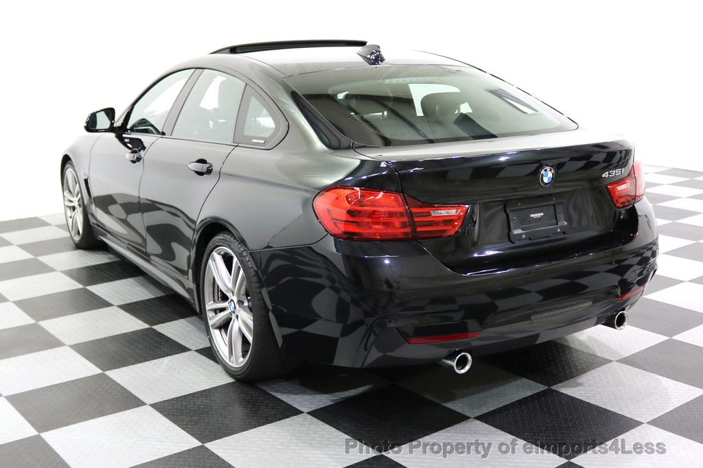 2015 BMW 4 Series CERTIFIED 435i M Sport Package GRAN COUPE  - 17836891 - 2