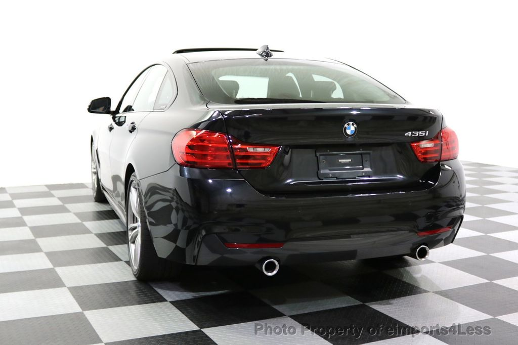 2015 BMW 4 Series CERTIFIED 435i M Sport Package GRAN COUPE  - 17836891 - 29