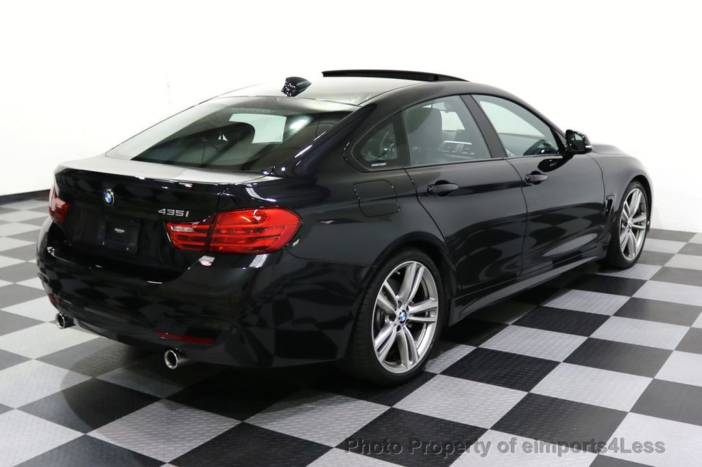 2015 BMW 4 Series CERTIFIED 435i M Sport Package GRAN COUPE  - 17836891 - 31