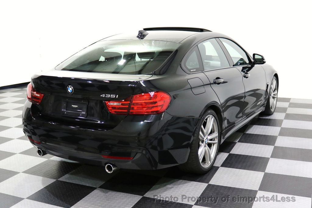 2015 BMW 4 Series CERTIFIED 435i M Sport Package GRAN COUPE  - 17836891 - 3