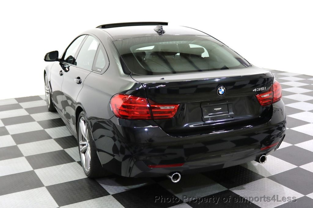 2015 BMW 4 Series CERTIFIED 435i M Sport Package GRAN COUPE  - 17836891 - 44
