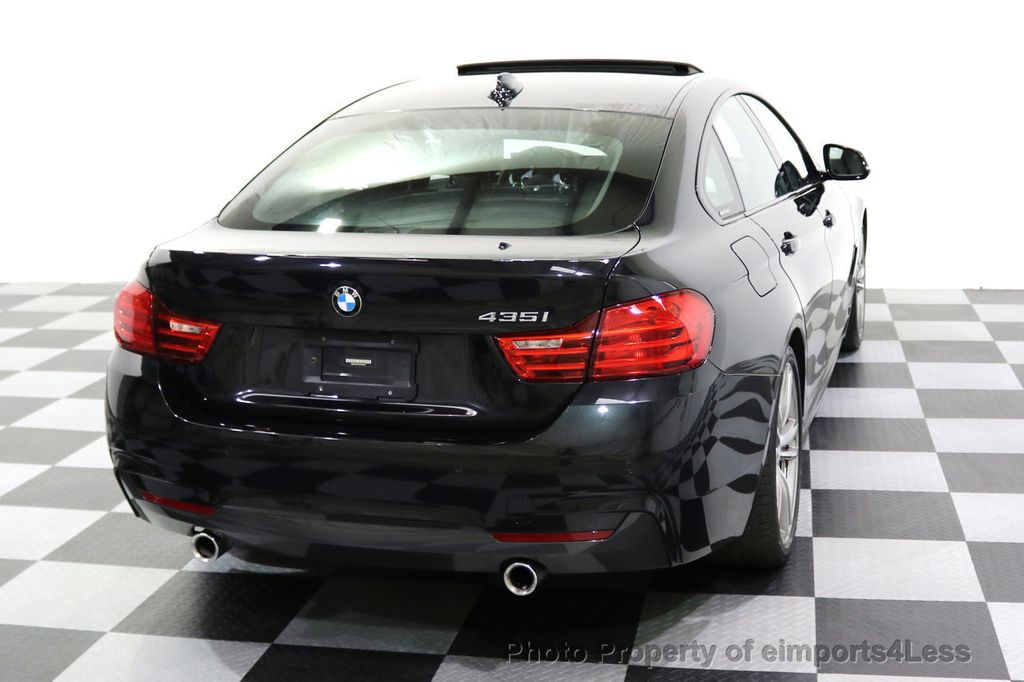2015 BMW 4 Series CERTIFIED 435i M Sport Package GRAN COUPE  - 17836891 - 45