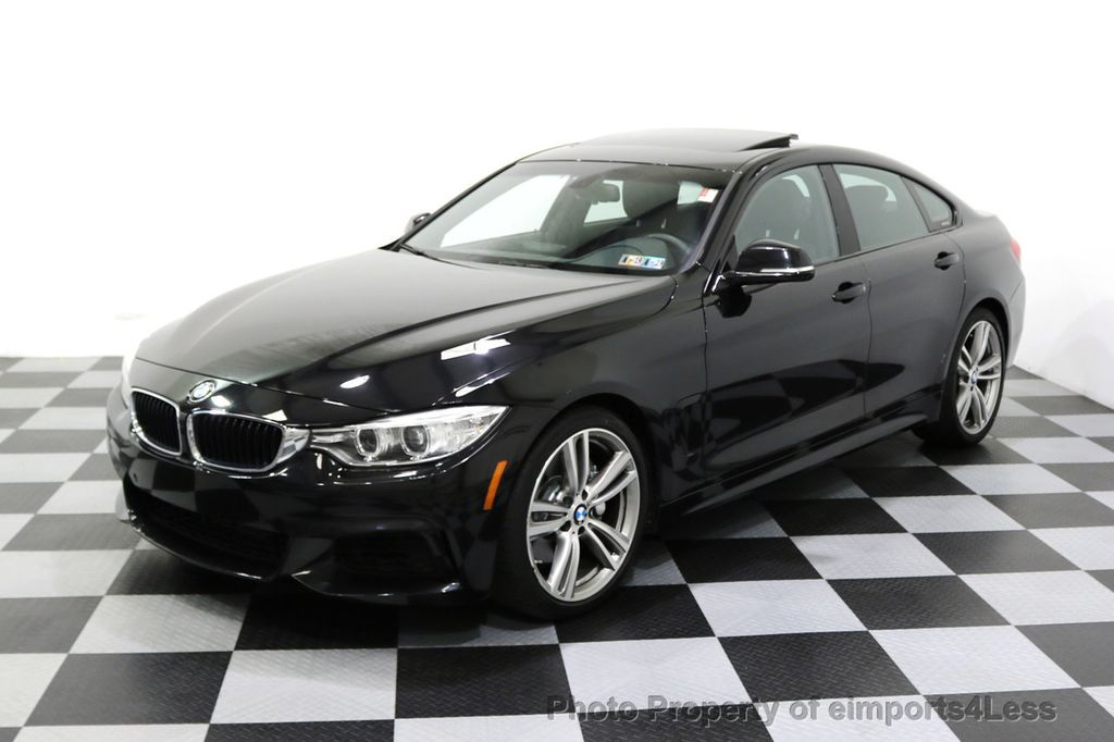 2015 BMW 4 Series CERTIFIED 435i M Sport Package GRAN COUPE  - 17836891 - 50