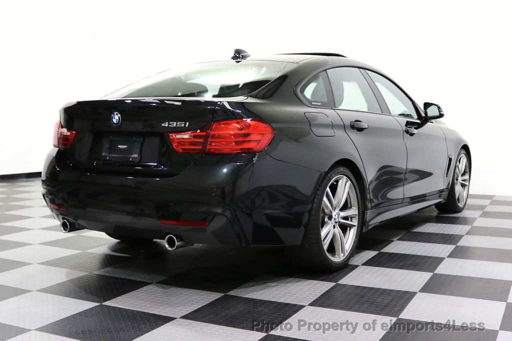 2015 BMW 4 Series CERTIFIED 435i M Sport Package GRAN COUPE  - 17836891 - 53