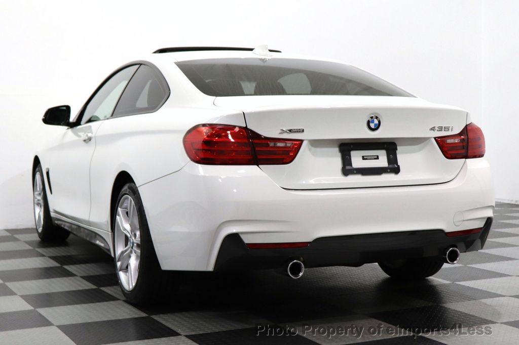 2015 BMW 4 Series CERTIFIED 435i xDrive M SPORT AWD 6 SPEED MANUAL - 18467685 - 15