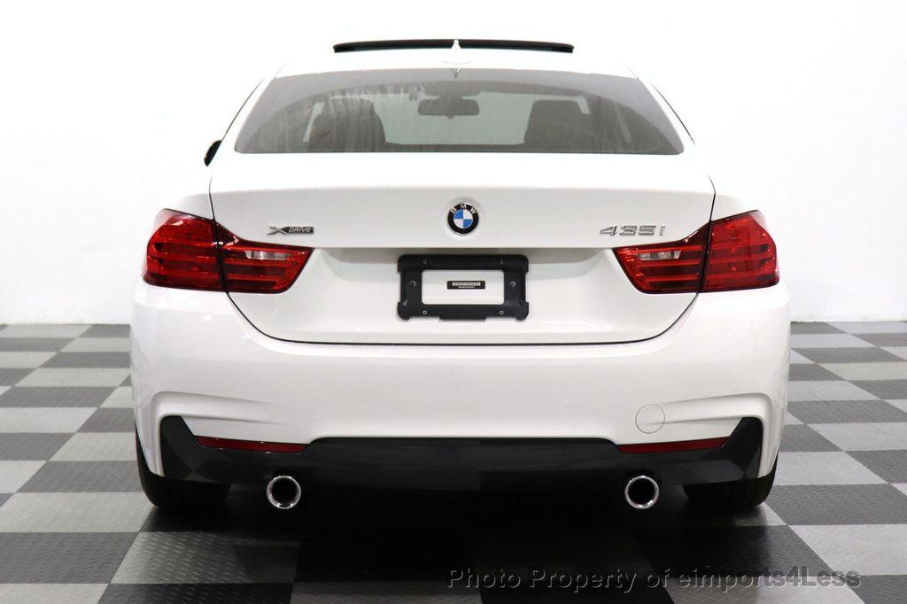 2015 BMW 4 Series CERTIFIED 435i xDrive M SPORT AWD 6 SPEED MANUAL - 18467685 - 16