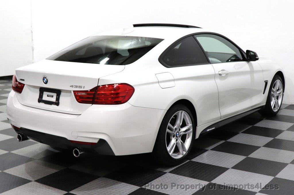 2015 BMW 4 Series CERTIFIED 435i xDrive M SPORT AWD 6 SPEED MANUAL - 18467685 - 17