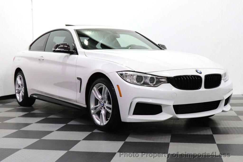 2015 BMW 4 Series CERTIFIED 435i xDrive M SPORT AWD 6 SPEED MANUAL - 18467685 - 1
