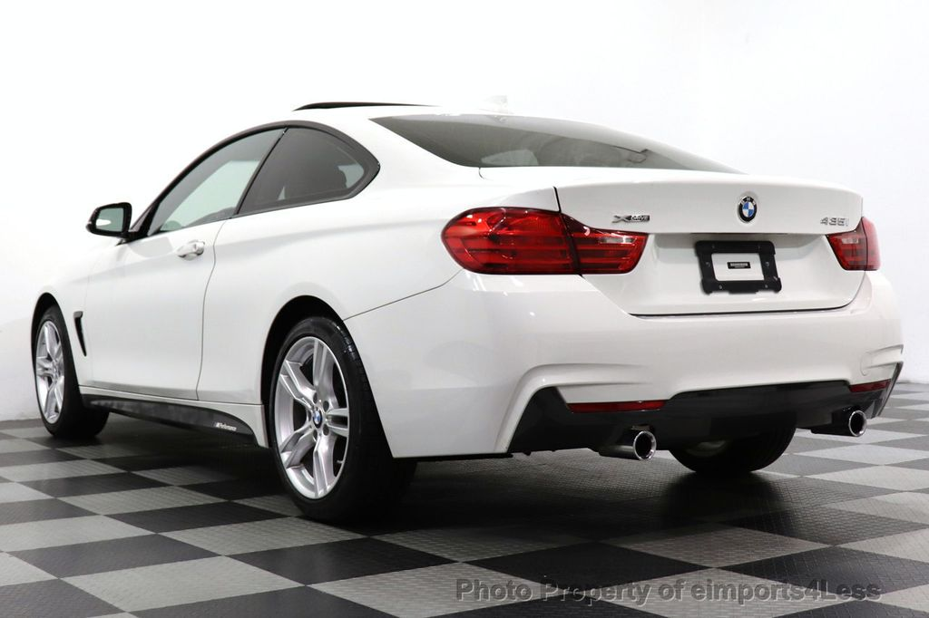2015 BMW 4 Series CERTIFIED 435i xDrive M SPORT AWD 6 SPEED MANUAL - 18467685 - 2