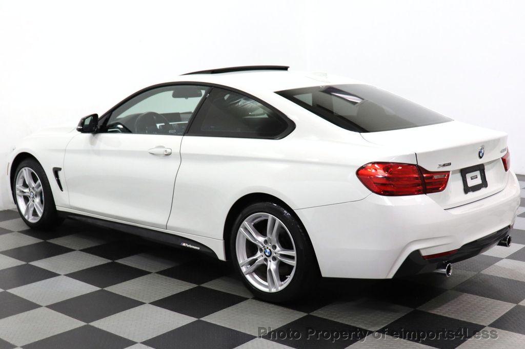 2015 BMW 4 Series CERTIFIED 435i xDrive M SPORT AWD 6 SPEED MANUAL - 18467685 - 29
