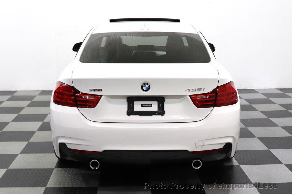 2015 BMW 4 Series CERTIFIED 435i xDrive M SPORT AWD 6 SPEED MANUAL - 18467685 - 30