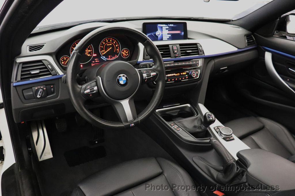 2015 BMW 4 Series CERTIFIED 435i xDrive M SPORT AWD 6 SPEED MANUAL - 18467685 - 32