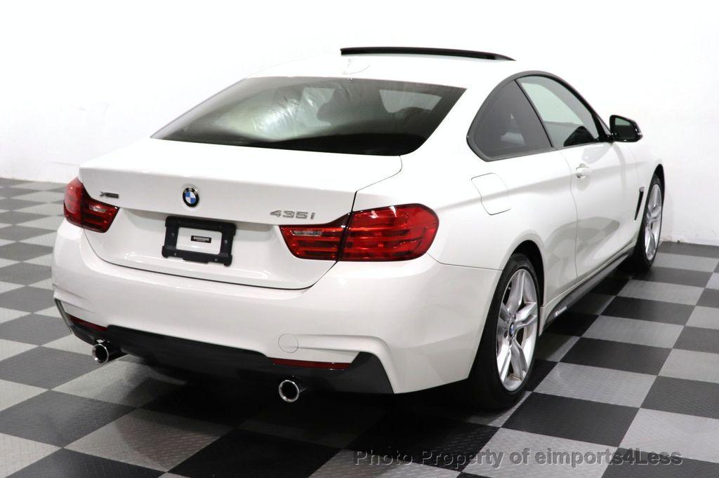 2015 BMW 4 Series CERTIFIED 435i xDrive M SPORT AWD 6 SPEED MANUAL - 18467685 - 3