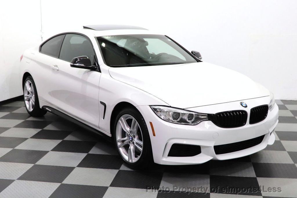 2015 BMW 4 Series CERTIFIED 435i xDrive M SPORT AWD 6 SPEED MANUAL - 18467685 - 43