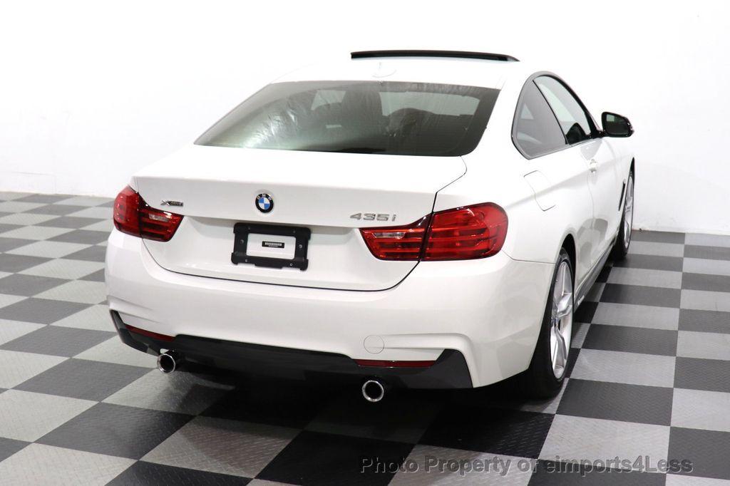 2015 BMW 4 Series CERTIFIED 435i xDrive M SPORT AWD 6 SPEED MANUAL - 18467685 - 46