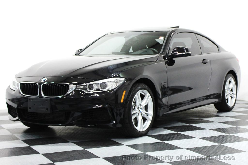 2015 used bmw 4 series certified 435i xdrive m sport coupe navigation at eimports4less serving. Black Bedroom Furniture Sets. Home Design Ideas