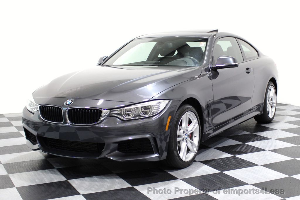 2015 BMW 4 Series CERTIFIED 435i xDRIVE M Sport LED ASSIST TECH NAV - 16732299 - 0
