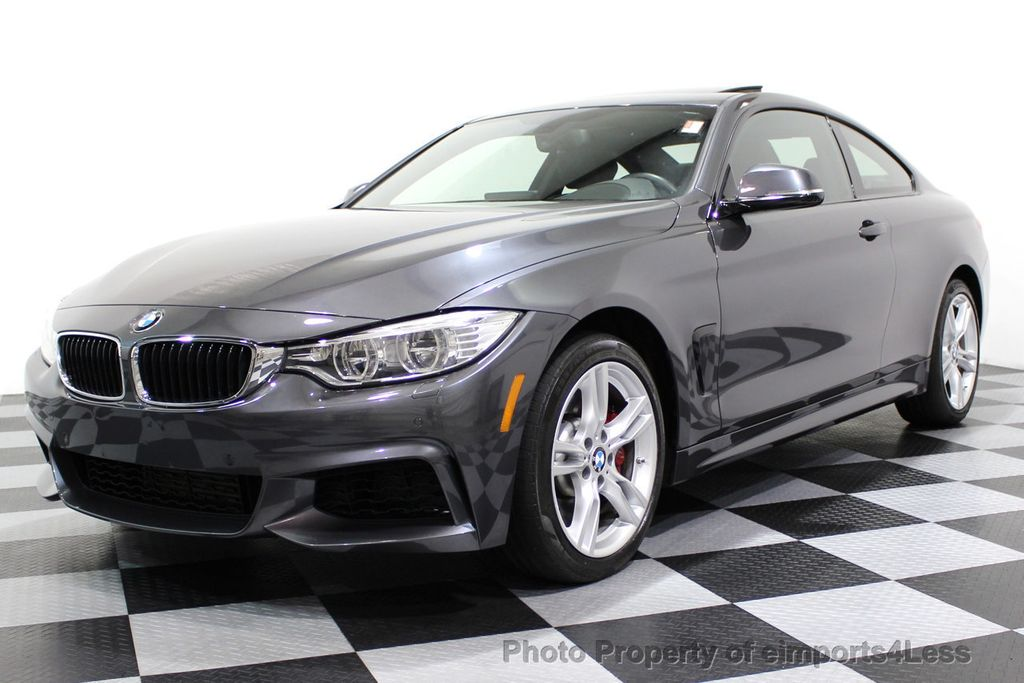 2015 BMW 4 Series CERTIFIED 435i xDRIVE M Sport LED ASSIST TECH NAV - 16732299 - 12