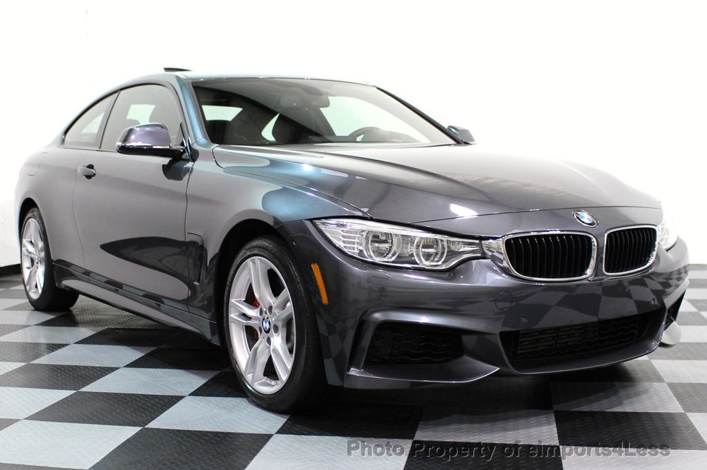 2015 BMW 4 Series CERTIFIED 435i xDRIVE M Sport LED ASSIST TECH NAV - 16732299 - 13