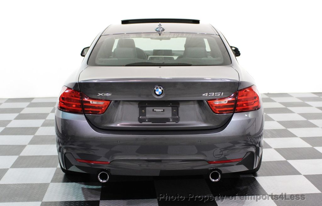 2015 BMW 4 Series CERTIFIED 435i xDRIVE M Sport LED ASSIST TECH NAV - 16732299 - 15