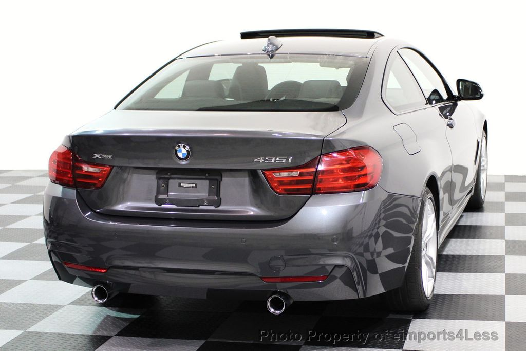 2015 BMW 4 Series CERTIFIED 435i xDRIVE M Sport LED ASSIST TECH NAV - 16732299 - 16