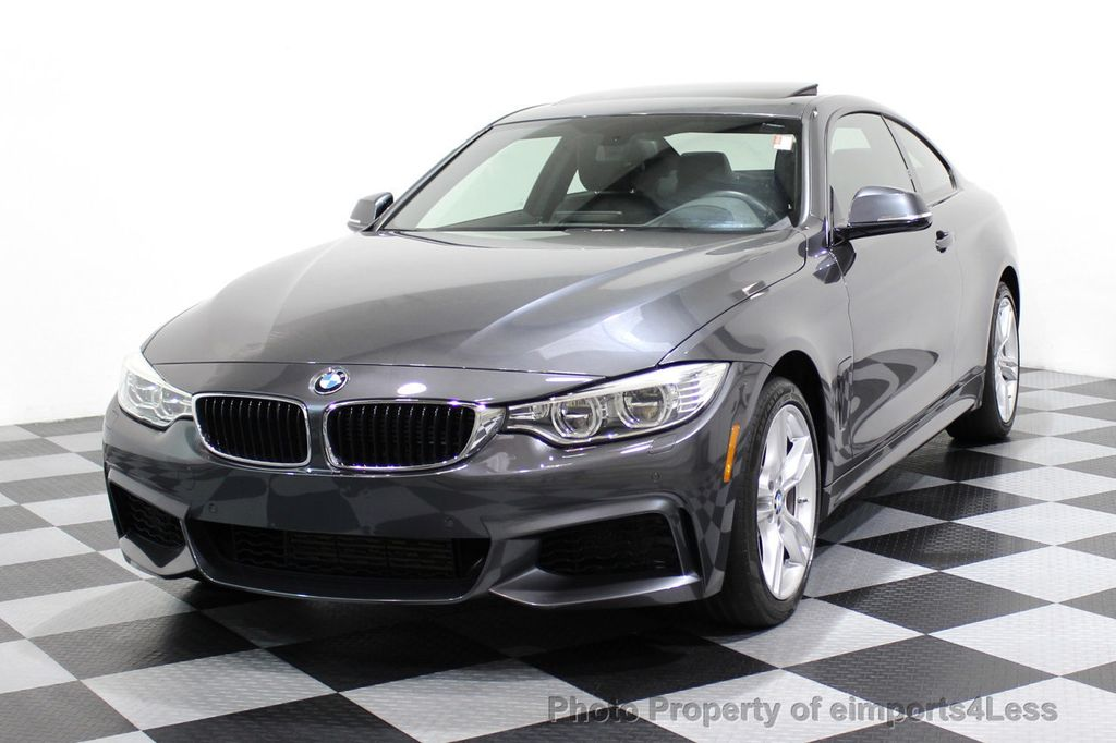 2015 BMW 4 Series CERTIFIED 435i xDRIVE M Sport LED ASSIST TECH NAV - 16732299 - 28