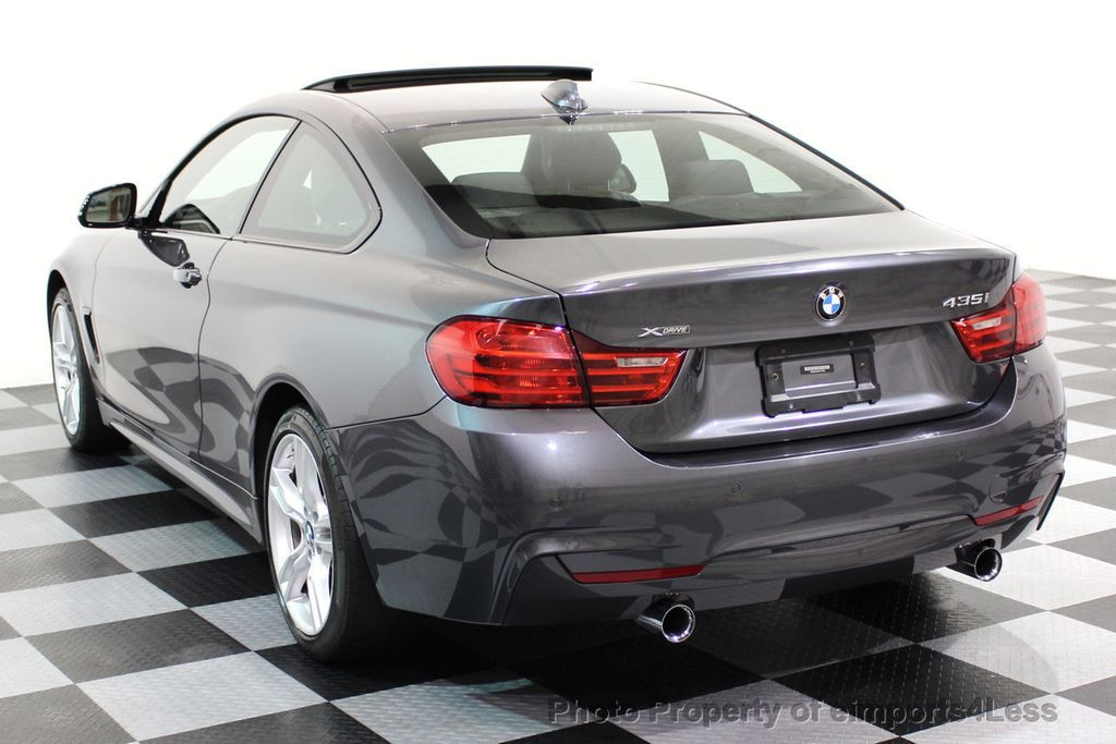 2015 BMW 4 Series CERTIFIED 435i xDRIVE M Sport LED ASSIST TECH NAV - 16732299 - 2
