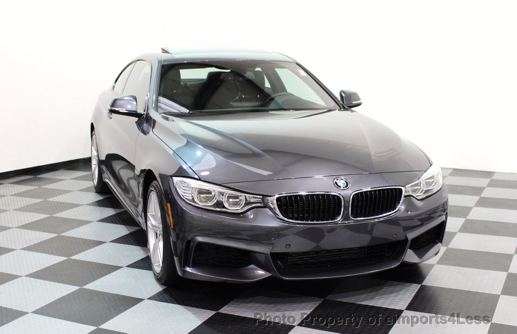 2015 BMW 4 Series CERTIFIED 435i xDRIVE M Sport LED ASSIST TECH NAV - 16732299 - 29