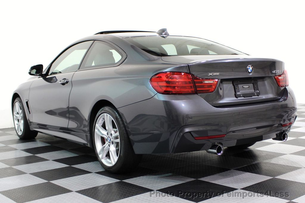 2015 BMW 4 Series CERTIFIED 435i xDRIVE M Sport LED ASSIST TECH NAV - 16732299 - 30
