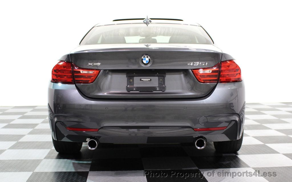 2015 BMW 4 Series CERTIFIED 435i xDRIVE M Sport LED ASSIST TECH NAV - 16732299 - 31