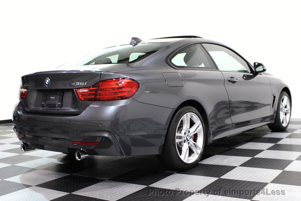 2015 BMW 4 Series CERTIFIED 435i xDRIVE M Sport LED ASSIST TECH NAV - 16732299 - 32