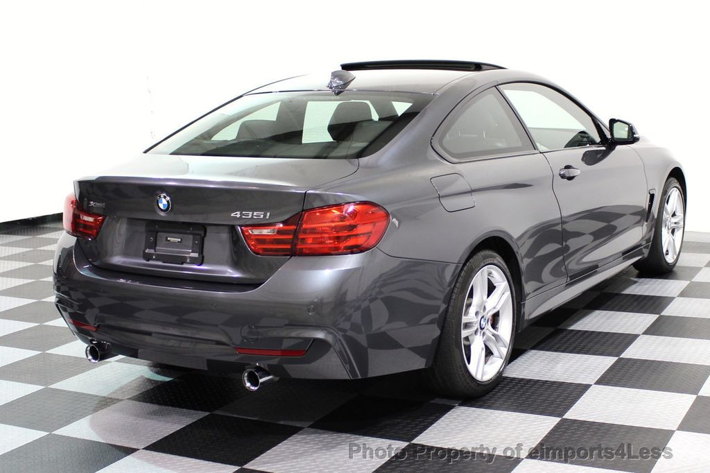 2015 BMW 4 Series CERTIFIED 435i xDRIVE M Sport LED ASSIST TECH NAV - 16732299 - 3