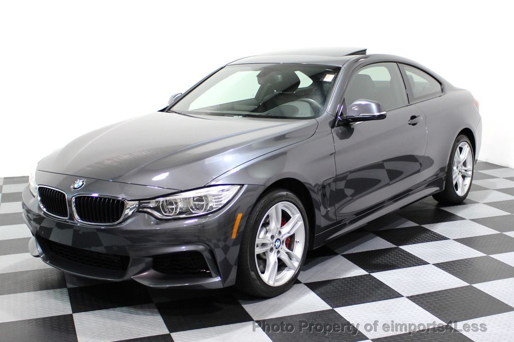 2015 BMW 4 Series CERTIFIED 435i xDRIVE M Sport LED ASSIST TECH NAV - 16732299 - 47