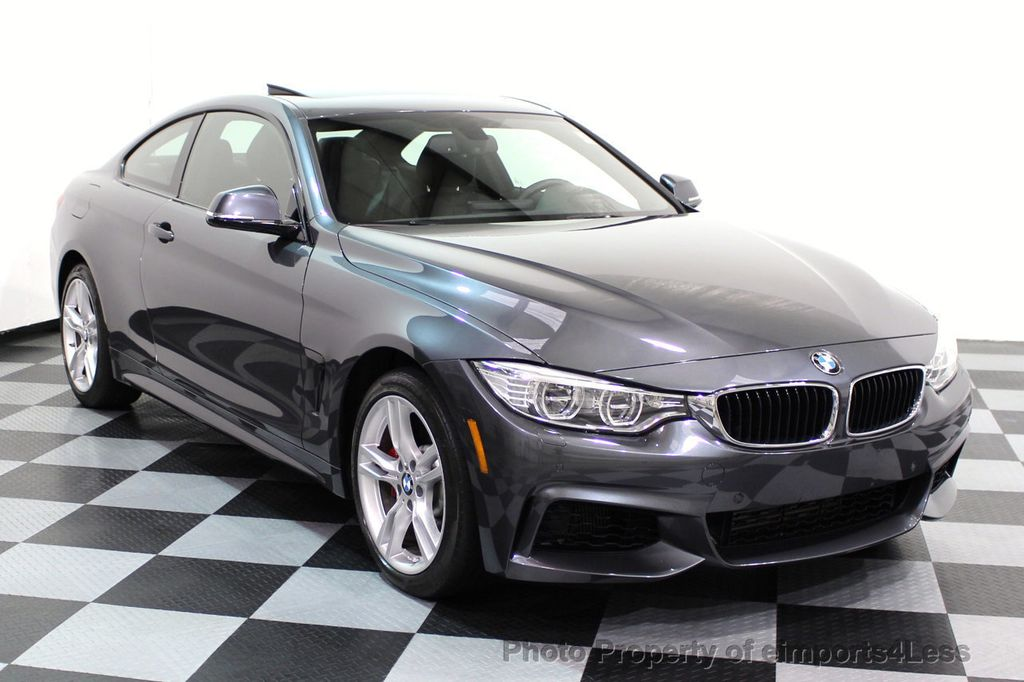 2015 BMW 4 Series CERTIFIED 435i xDRIVE M Sport LED ASSIST TECH NAV - 16732299 - 48