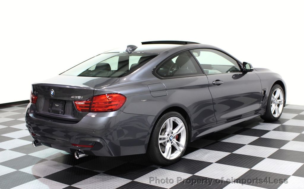 2015 BMW 4 Series CERTIFIED 435i xDRIVE M Sport LED ASSIST TECH NAV - 16732299 - 50