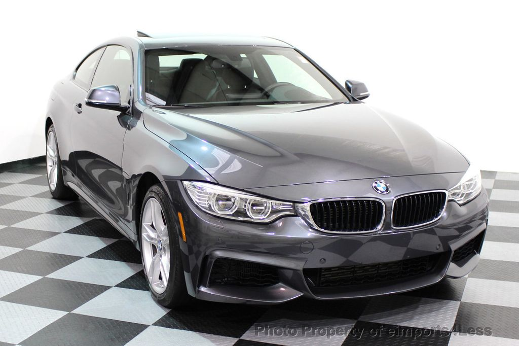 2015 BMW 4 Series CERTIFIED 435i xDRIVE M Sport LED ASSIST TECH NAV - 16732299 - 51