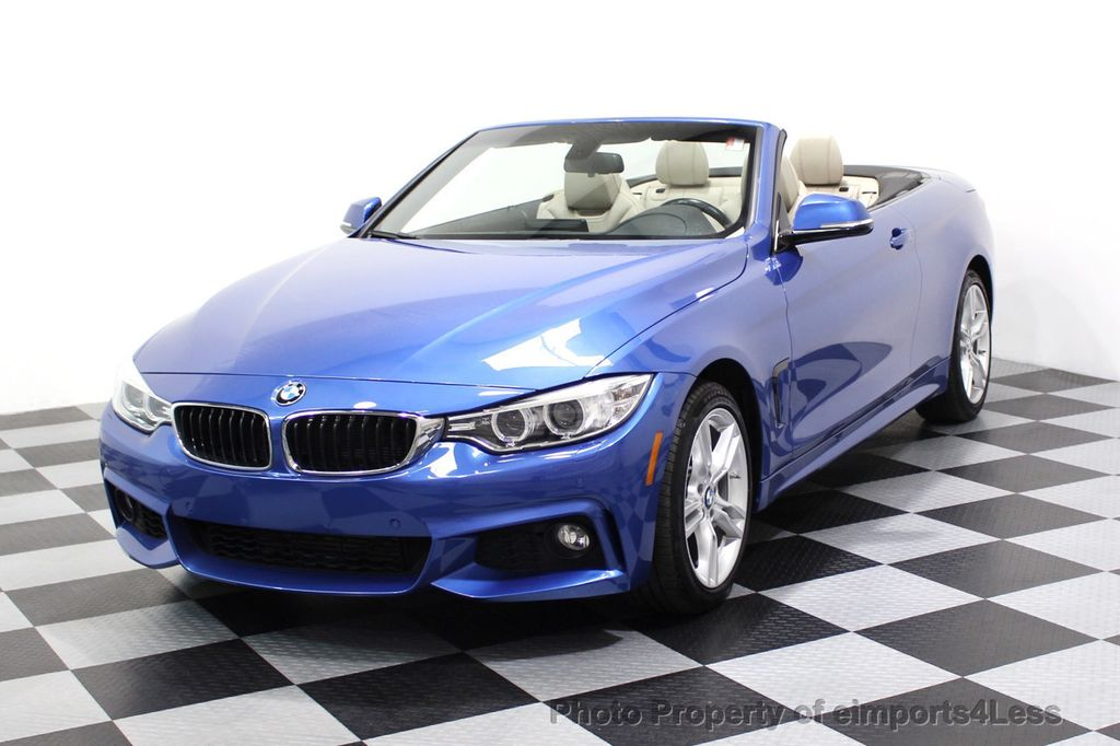 2015 BMW 4 Series CERTIFIED 435i xDRIVE M Sport Package AWD CAMERA NAVI - 17484515 - 0