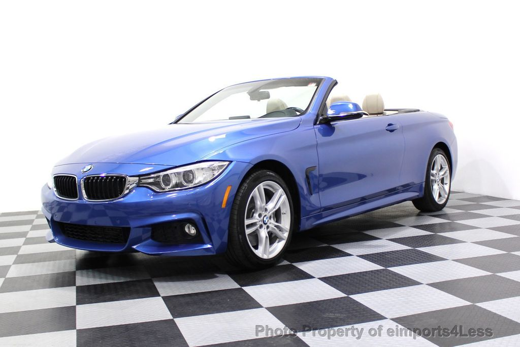 2015 BMW 4 Series CERTIFIED 435i xDRIVE M Sport Package AWD CAMERA NAVI - 17484515 - 14
