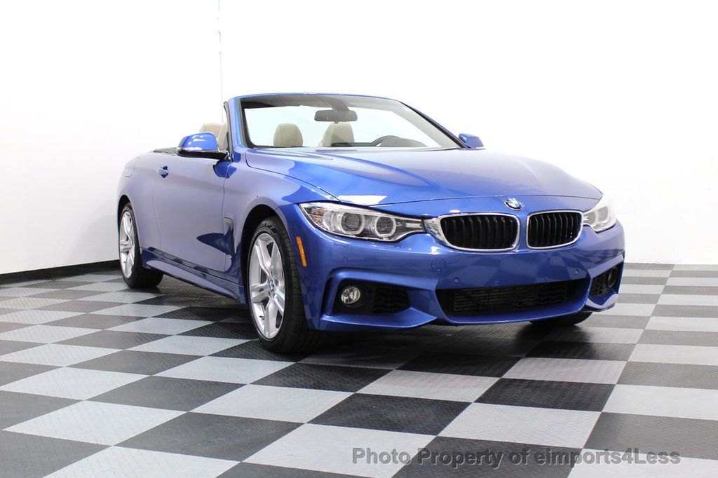 2015 BMW 4 Series CERTIFIED 435i xDRIVE M Sport Package AWD CAMERA NAVI - 17484515 - 15