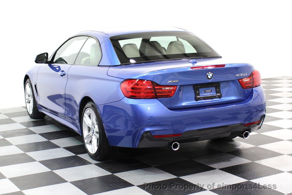 2015 BMW 4 Series CERTIFIED 435i xDRIVE M Sport Package AWD CAMERA NAVI - 17484515 - 16