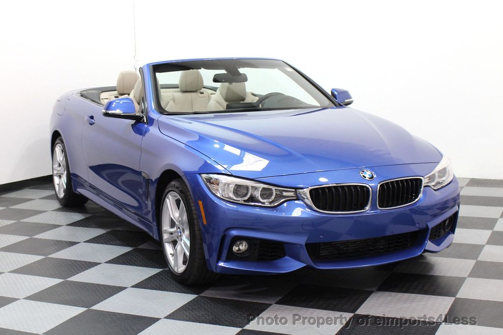 2015 BMW 4 Series CERTIFIED 435i xDRIVE M Sport Package AWD CAMERA NAVI - 17484515 - 1