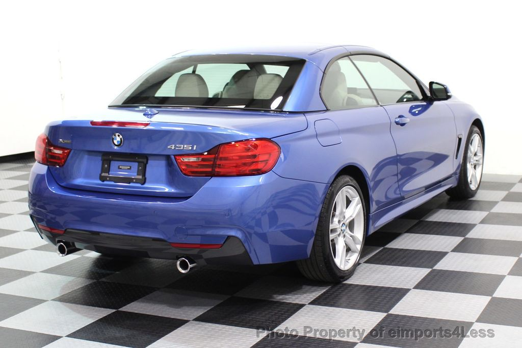 2015 BMW 4 Series CERTIFIED 435i xDRIVE M Sport Package AWD CAMERA NAVI - 17484515 - 3
