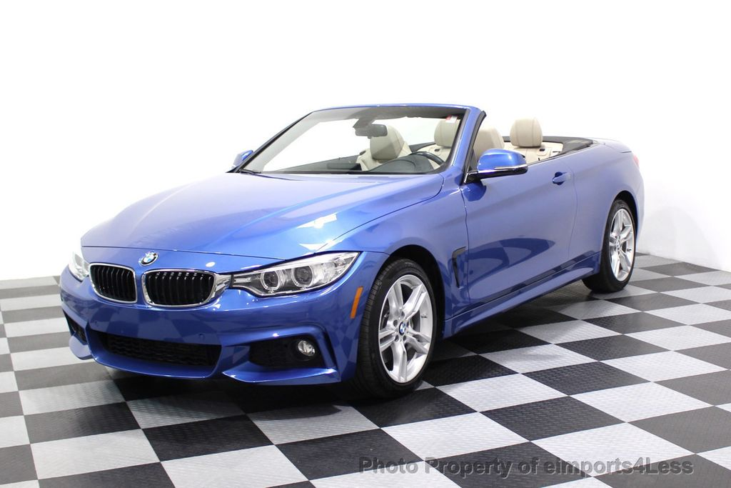 2015 BMW 4 Series CERTIFIED 435i xDRIVE M Sport Package AWD CAMERA NAVI - 17484515 - 42